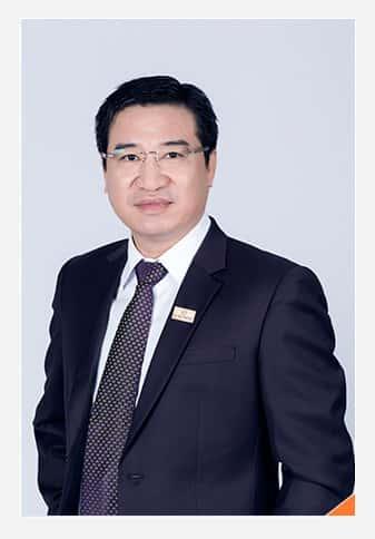 Chủ tịch Nguyễn Đình Trung