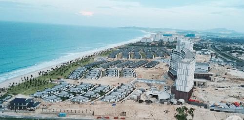 Bất động sản Bãi Dài, Cam Ranh ghi nhận sự quan tâm của giới đầu tư.