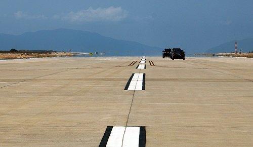 Đường băng số 2 sân bay quốc tế Cam Ranh dự kiến được khai thác trong tháng 5/2019.